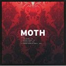 moth - like a butterfly 'cept different CD 2-discs 2001 virgin used mint