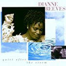 dianne reeves - quiet after the storm CD 1995 blue note 12 tracks used mint