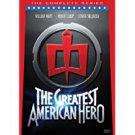 greatest american hero - complete series DVD 9-discs 2010 mill creek PG used