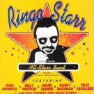 ringo starr and his third all-starr band volume 1 CD 1997 blockbuster 12 tracks used mint