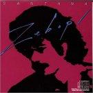 santana - zebop! CD 1981 CBS sony japan 12 tracks used mint