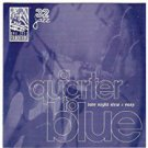 a quarter to blue: late night slow & easy CD 1998 BMG jazz club 14 tracks used mint