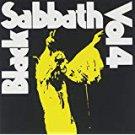 black sabbath - black sabbath vol. 4 CD 1972 warner 10 tracks used mint
