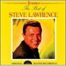 steve lawrence - best of steve lawrence CD 1994 taragon MCA 12 tracks used mint