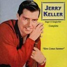 jerry keller - here comes summer complete recordings vol. 1 CD 1995 brill tone used 30 tracks mint