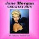 jane morgan - greatest hits CD 1990 curb 11 tracks used mint