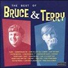 bruce & terry - best of bruce & terry CD 1998 sony sundazed 20 tracks used mint