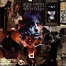 alice cooper - last temptation CD 1994 sony alive 10 tracks used mint