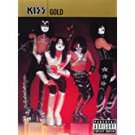 kiss - gold 2CDs + DVD 2004 mercury universal used mint