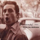 kerouac - kicks joy darkness CD 1997 rykodisc 25 tracks used mint