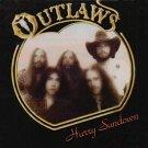outlaws - hurry sundown CD 1977 arista 9 tracks used mint