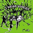 i hear voices - various artists CD 2002 astralwerks 16 tracks used mint