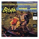 batman - exclusive original television soundtrack album CD 1966 polygram casablanca used mint
