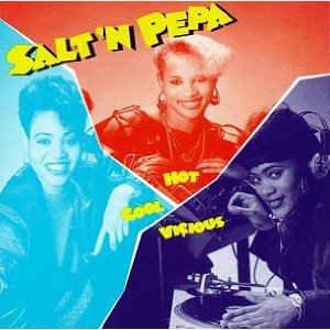 salt 'n pepa - hot cool vicious CD 1988 next plateau 9 tracks used mint
