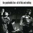 psychedelic furs - all of this and nothing CD 1988 CBS 14 tracks used mint
