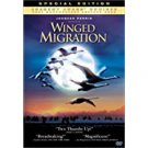 winged migration - jacques perrin DVD 2003 sony 89 minutes used mint