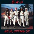big audio dynamite - no. 10, upping st. CD 1987 columbia 12 tracks used mint