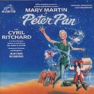 peter pan - original broadway cast recording with mary martin CD 1954 RCA 17 tracks used mint