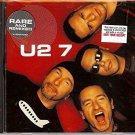 U2 - 7 CD 2002 universal interscope 7 tracks used mint