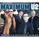 U2 - maximum U2 the unauthorised biography of U2 CD 2000 chrome dreams 12 tracks used