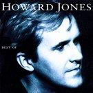 howard jones - best of howard jones CD 1993 elektra warner BMG Direct 18 tracks used mint