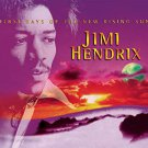 jimi hendrix - first rays of the new rising sun CD + DVD 2010 experience hendrix legacy new