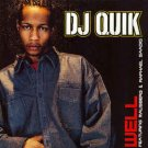 dj quik - well CD single 2000 arista 6 tracks used