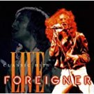 foreigner - classic hits live CD 1993 atlantic 14 tracks used mint