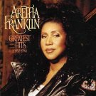 aretha franklin - greatest hits 1980 - 1994 CD 1994 arista BMG Direct 15 tracks used mint