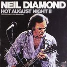 neil diamond - hot august night II CD 1987 CBS 20 tracks used mint