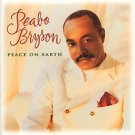 peabo bryson - peace on earth CD 1997 angel BMG Direct 10 tracks used mint