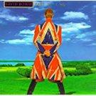 david bowie - earthling CD 1997 virgin 9 tracks used mint