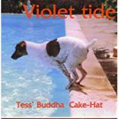 violet tide - tess' buddha cake-hat CD 1992 suicide king records 12 tracks used mint