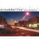 ex number five - override my day CD husky records 5 tracks used mint