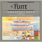greatest hits - flute: rampal + bennett + robison CD 1989 CBS used mint
