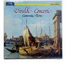 vivaldi concerti - camerata bern CD 1987 MCS novalis used mint
