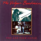 vulgar boatmen - you and your sister Cd 1989 record collect 12 tracks used mint