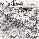 milestone - here there and nowhere CD 1994 elastic homespun 9 tracks new