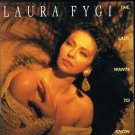 laura fygi - the lady wants to know CD 1994 verve phonogram 13 tracks used mint