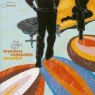 wynton marsalis quartet - magic hour CD 2004 blue note EMI 8 tracks used mint