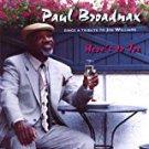 paul broadnax - sings a tribute to joe williams CD 1996 brownstone 13 tracks used mint