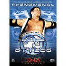 the best of A J styles - phenomenal DVD 2-discs 2005 TNA used mint