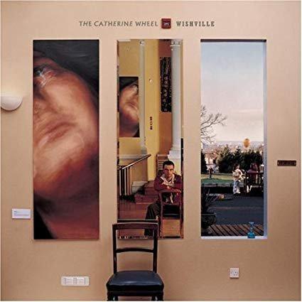 catherien wheel - wishville CD 2000 sony 9 tracks used mint