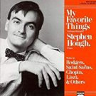 stephen hough - my favorite things CD 1988 amraco musicmasters bmg direct 20 tracks used mint