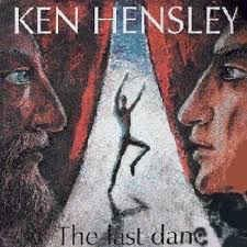 ken hensley - last dance CD 2003 sony 14 tracks used mint
