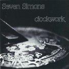seven simons - clockwork CD 1991 sky 10 tracks used mint