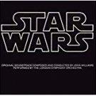 star wars - original soundtrack by john williams + LSO CD 2-discs 1977 polygram 16 tracks used