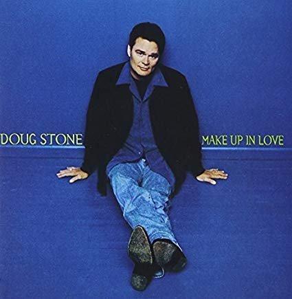 doug stone - make up in love CD 1999 atlantic 10 tracks used mint