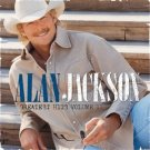 alan jackson - greatest hits volume II and some other stuff HDCD 2-discs 2003 arista used mint