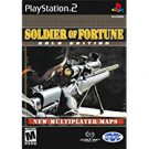 soldier of fortune gold edition - PS2 Mature used mint